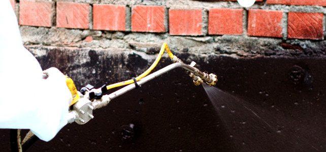 Гидроизоляция под кирпич