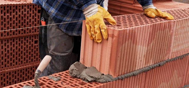 Кладочная смесь для керамических блоков