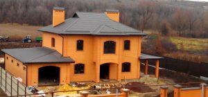 Cрок возведения двухэтажного кирпичного дома