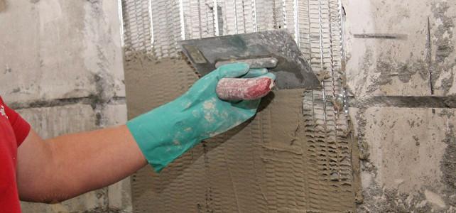 Нужна ли сетка при штукатурке газобетона
