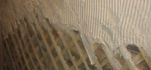 Сетка для штукатурки деревянных стен
