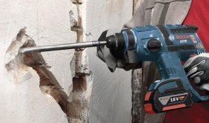 Можно ли штробить стены в кирпичном доме